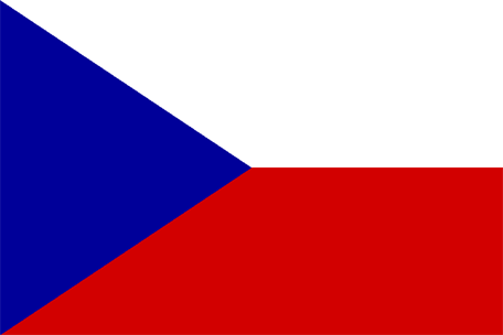 Flag of Tjeckien
