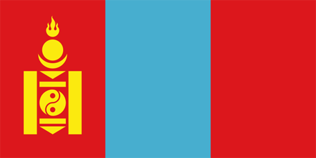 Flag of Mongoliet